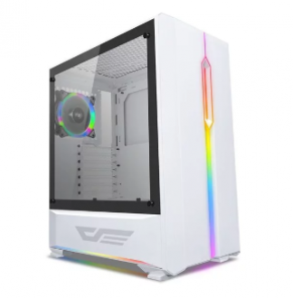 DarkFlash T20 White ATX Gaming Case