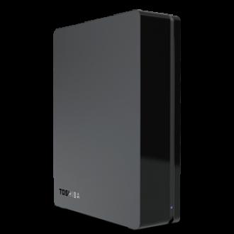 "TOSHIBA Canvio Desk 3TB USB 3.0 3.5"" Desktop External Hard Drive HDWC130XK3J1 Black"