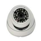 (NEW) Vonnic VCD514W SONY EFFIO 960H Super HAD CCD II Outdoor Night Vision High Resolution Dome Camera-VCD514W-by Vonnic