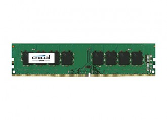 Crucial 8GB DDR4, 2133Mhz/PC4-17000 - 1.20 V - Non-ECC, 288-pin RAM