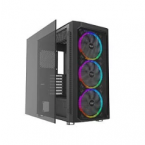 DarkFlash Gale DF140 Black ATX Gaming Case-Gale DF140-by DarkFlash