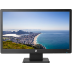 "HP W2081D 20"" LED Backlit Monitor - Black-W2081D-by HP"
