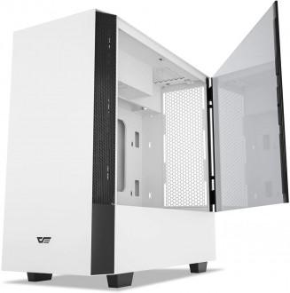 DarkFlash V22 White ATX Gaming Case