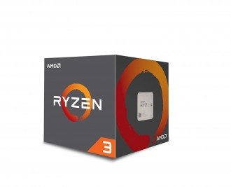 AMD Ryzen 3 1300x 3.5 GHz QUAD-Core AM4 Processor  - YD130XBBAEBOX
