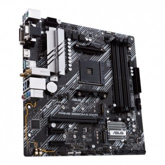 ASUS PRIME B550M-A (WiFi) AM4 (Ryzen 3000 Supported) Motherboard