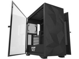 """New"" DarkFlash DLX21 Mesh Black ATX Gaming Case"