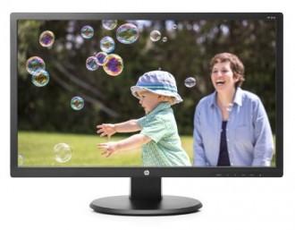 HP 24uh 24-inch LED Backlit Monitor Full HD 1920 x 1080 resolution