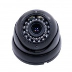 (NEW) Vonnic VCD548B SONY EFFIO 960H Super HAD CCD II Outdoor Night Vision High Resolution Dome Camera-VCD548B-by Vonnic
