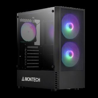 Montech X2 Mesh Micro-ATX Gaming Case