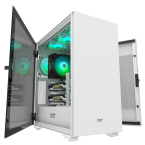 """New"" DarkFlash DLX22 White ATX Gaming Case-DLX22 White-by DarkFlash"