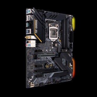 ASUS TUF GAMING Z490-PLUS WiFi LGA 1200 (Intel 10th Gen) Motherboard