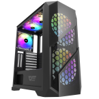 DarkFlash BF5 Black ATX Gaming Case-BF5-by DarkFlash