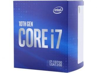 Intel Core i7-10700 Comet Lake 8-Core 2.9 GHz (4.8 GHz Turbo) LGA 1200