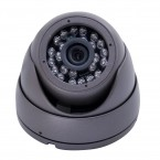 (NEW) Vonnic VCD514B SONY EFFIO 960H Super HAD CCD II Outdoor Night Vision High Resolution Dome Camera-VCD514B-by Vonnic