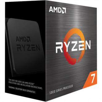New! AMD Ryzen 7 5800X 4th Gen 8-core, 16-threads Unlocked Desktop Processor