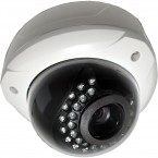 Vonnic VCD535W Vandal Proof Outdoor Night Vision High Resolution 3 AXIS Design with WDR| License Plate Dome Camera-VCD535W-by Vonnic