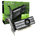 EVGA GeForce GT 1030 SC 2GB GDDR5, Low Profile- 02G-P4-6333-KR-by EVGA