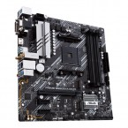 ASUS PRIME B550M CSM AM4 (Ryzen 3000 Supported) Motherboard-B550M-A-by Asus
