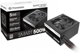 Thermaltake Smart 500W 80+ Power Supply