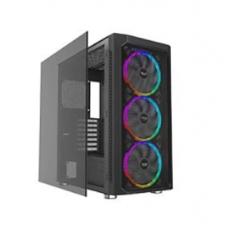 DarkFlash Gale DF140 Black ATX Gaming Case