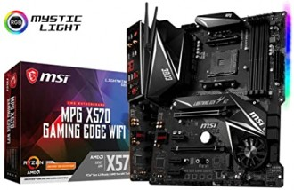 MSI MPG X570 Gaming Edge WiFi AM4 (Ryzen 3000 Ready) Motherboard