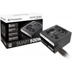 Thermaltake Smart 500W 80+ Power Supply-PS-SPD-0500NPCWUS-W-by Thermaltake