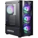 Montech X1 Mesh ATX Gaming Case-X1 Mesh-by DarkFlash