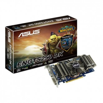 Asus ENGTS250 DK/DI/1GD4/WW 1GB DDR3 VGA DVI HDMI PCI Express 2