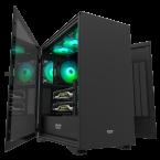 """""""New"""" DarkFlash DLX22 Black ATX Gaming Case-DLX22 Black-by DarkFlash"""