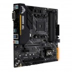 ASUS TUF B450M+ Gaming Motherboard AMD Ryzen 2 AM4  Motherboard-ASUS TUF B450M+-by Asus