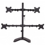 4 LCD Tilt Monitor Mount Desk -4 LCD MOUNT-by Generic