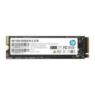 HP EX950 M.2 2TB NVMe 3D TLC NAND Internal Solid State Drive (SSD) Retail