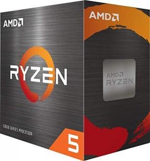 AMD Ryzen 5 5600X 4th Gen 6-core, 12-threads Unlocked Desktop Processor