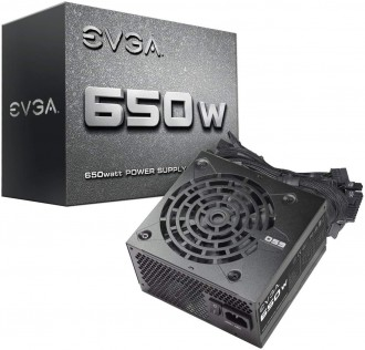 EVGA 650 N1, 650W Power Supply * ON SALES NOW *