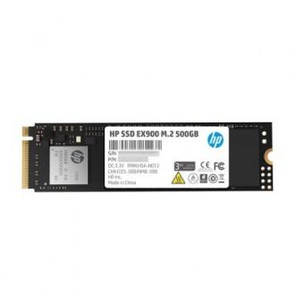 HP EX900 M.2 500 GB NVMe 3D TLC NAND Internal Solid State Drive (SSD) Retail