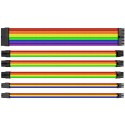 RGB Sleeved Extension Cables-RGB Cable Sleeve-by DarkFlash