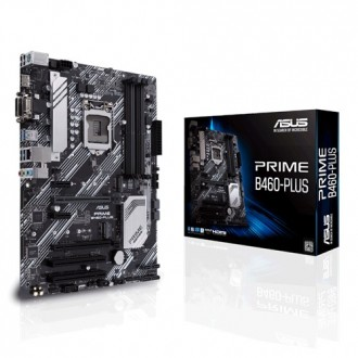 ASUS PRIME B460-PLUS LGA 1200 (Intel 10th Gen) Motherboard