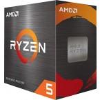 AMD Ryzen 5 5600X 4th Gen 6-core, 12-threads Unlocked Desktop Processor -100-100000065CBX-by AMD