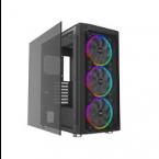 DarkFlash Gale DF140 Black ATX Gaming Case-Gale DF140-by DarkFlash