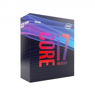 Intel Core i7-9700K Coffee Lake 8-Core 3.6 GHz (4.9Hz Turbo) LGA 1151 Retail Pack BX80684I79700K