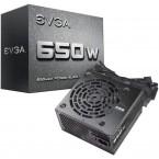 EVGA 650 N1, 650W Power Supply-100-N1-0650-L1-by EVGA