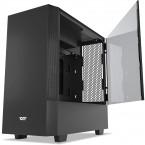 """New"" DarkFlash V22 Black ATX Gaming Case-V22 Black-by DarkFlash"