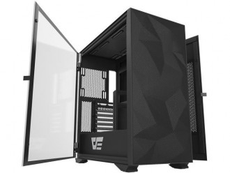 """New"" DarkFlash DLX21 Mesh Black ATX Gaming Case"