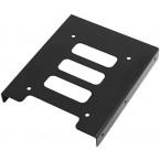 """Metal 2.5"""" SSD Mounting Bracket-Metal SSD Bracket-by Generic"""