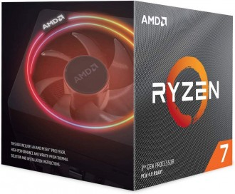 AMD Ryzen 7 3700X 3.8 GHz Eight-Core AM4 Processor