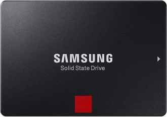 Samsung 860 Pro 256GB 2.5-Inch SATA III Internal SSD (MZ-76P256BW)