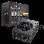 EVGA 1000 GQ, 80+ GOLD 1000W, Semi Modular Power Supply-210-GQ-1000-V1-by Thermaltake