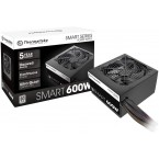 Thermaltake Smart 600W 80+ Power Supply-W0388RU-by Thermaltake