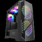 DarkFlash BF5 Black ATX Gaming Case-BF5-by DarkFlash