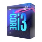 Intel Core i3-9100 Coffee Lake 4-Core 3.6 GHz (4.2Hz Turbo) LGA 1151 Retail Pack BX80684I39100 -BX80684I39100 -by Intel
